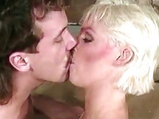 Gorgeous Blonde Cougar Is Getting Screwed Hard From Behind