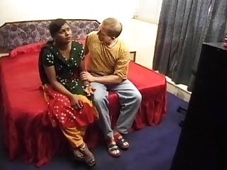Youthfull Buxom Indian Desi Teenagers First-ever Big Woo Lesson